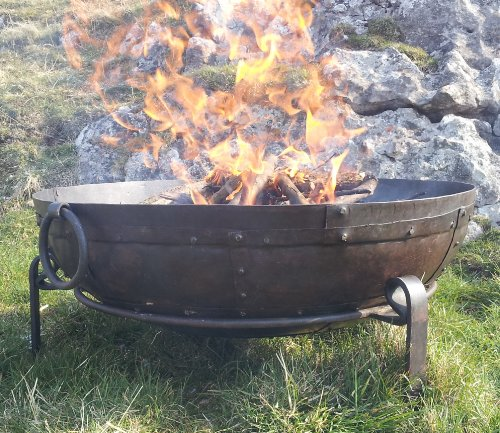 indian-fire-bowl-set-80cm-bowl-grill-stand-kadai-bowl-fire-pit