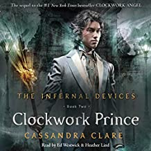 The Clockwork Prince: The Infernal Devices, Book 2