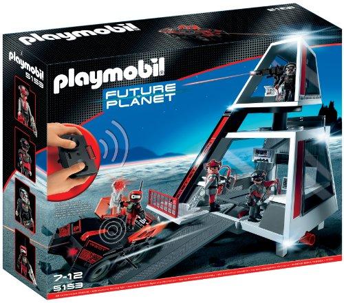 Playmobil 5153 - Quartier Generale dei Darkster