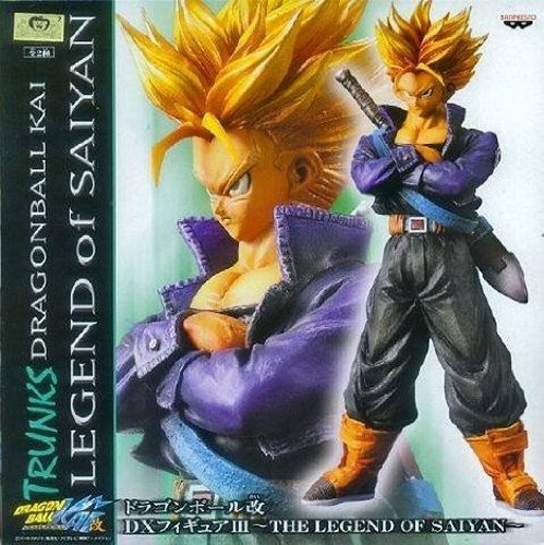 Dragonball Kai Banpresto Legend Of Saiyan Vol. 3-Trunks