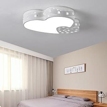XIAOLIN-Bündig montieren Deckenleuchte Modern LED-Patch Herz Eisen ...