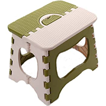 Asab Folding Step Stool Plastic Small 150 Kg Capacity