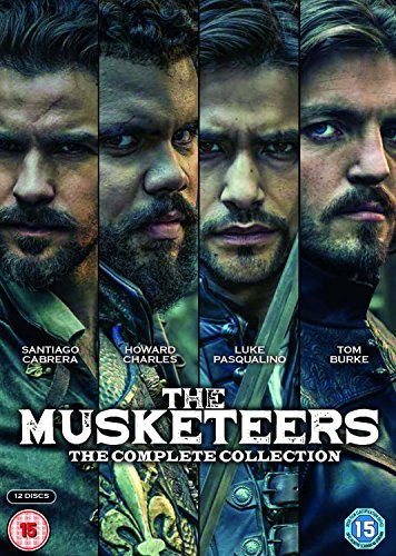 musketeers-the-complete-collection-dvd