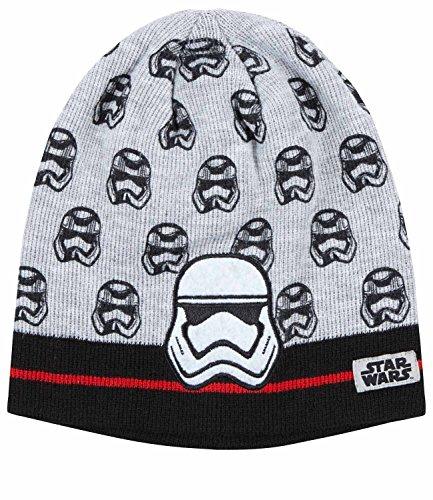 Star Wars-The Clone Wars Darth Vader Jedi Yoda Jungen Mütze - grau - 52
