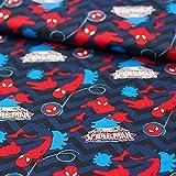 Stoff Baumwollstoff Patchwork Quilt Ultimate Spider-Man II