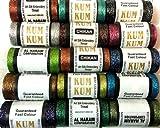 Best Máquinas del bordado de Viking - KUM KUM - Lote de 15 taburetes metálicos Review