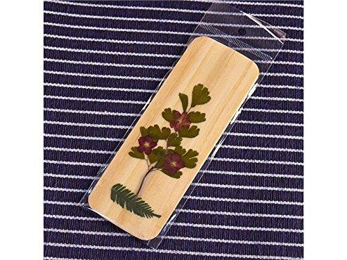 Personalizzare Segnalibri di bambù reali secchi naturali creativi da regalo perfetto fatto a mano -2 per la scuola