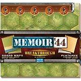 Asmodee - MEM14 - Jeux  de stratégie - Mémoire 44 extension Breakthrough