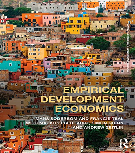 Empirical Development Economics (Routledge Advanced Texts in Economics and Finance Book 24) (English Edition)