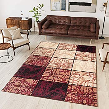 Tapiso Collection Dream Tapis de Salon Moderne Couleur ...