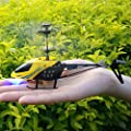 MEETEW Quadcopter Remote Control Drone One Key Return Helicopter night Vision Indoor 3.5 Channels Hobby Mini RC Flying Helicopter 2 Blades Replace Included RC Plane Toy Gift