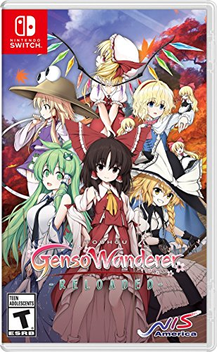 Touhou Genso Wanderer Reloaded for Nintendo Switch
