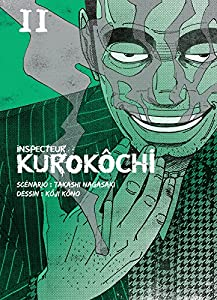 Inspecteur Kurokôchi Edition simple Tome 11