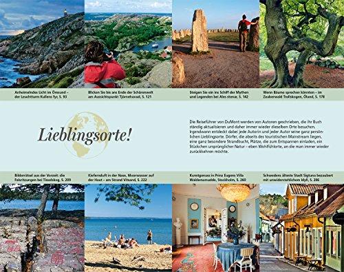 DuMont Reise-Taschenbuch Reiseführer Schweden Der Süden: mit Online Updates als Gratis-Download: Alle Infos bei Amazon