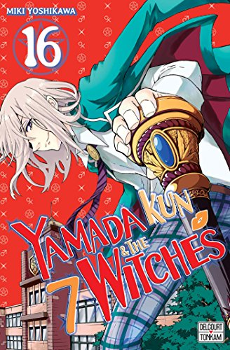 Yamada Kun & the 7 Witches Edition simple Tome 16