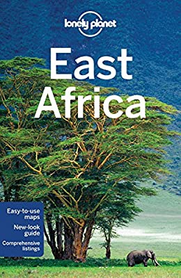 Lonely Planet East Africa (Travel Guide)