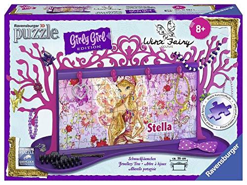 Ravensburger Italy-Puzzle 3D Girly Girl Joyero Winx