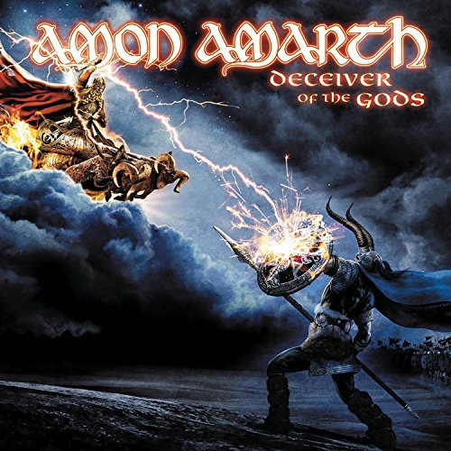 Amon Amarth: Deceiver of the Gods (Audio CD)