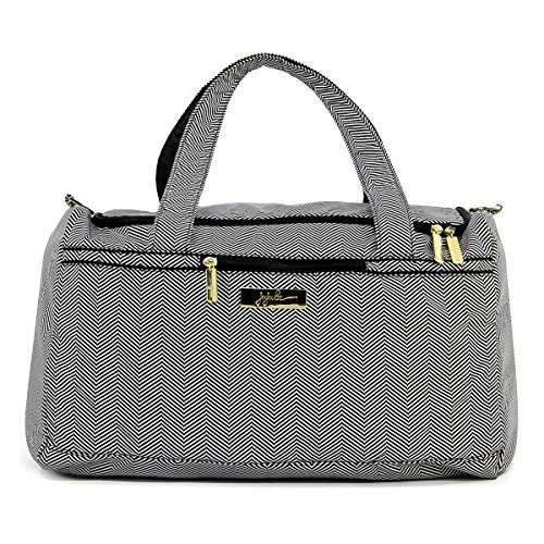 ju-ju-be-13td02l-tqn-no-size-legacy-collection-starlet-media-borsa-da-viaggio-duffel-45-x-29-x-27-cm