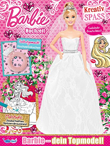 Barbie KreativSPASS Magazin Nr.09/2017 - Hochzeit