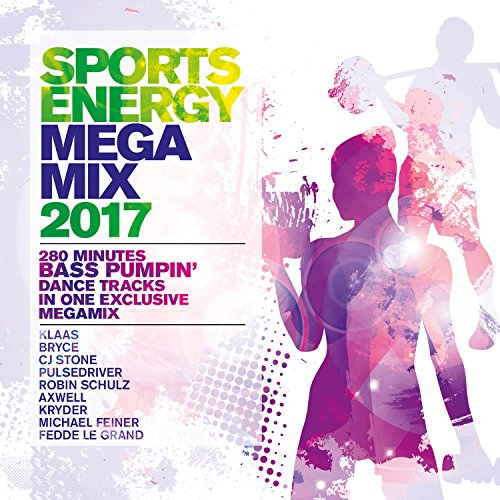 Sports Energy Megamix 2017