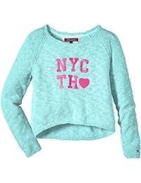 Tommy Hilfiger Like Sweater L/s - Suéter Niñas
