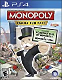 Ubisoft Monopoly Family Fun Pack, PS4