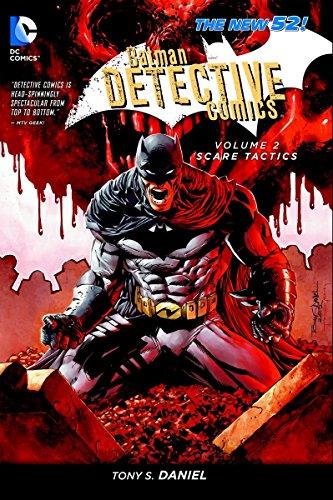 Batman Detective Comics Vol 2: Scare Tactics ( The New 52 ) Cover Image