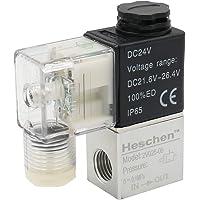 Heschen Vanne électromagnétique pneumatique 2V025-08 24VDC PT1 / 4 2/2 normalement fermée