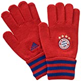 adidas Herren Handschuhe FC Bayern Gloves, Fcb True Red/Collegiate Royal, L, M60162