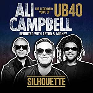 Silhouette (The Legendary Voice Of UB40 - Reunited With Astro & Mickey) [VINYL]