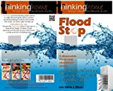2 Flood-Stop super-absorbent liners for defrosting freezers etc