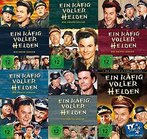 Seasons 1-6 (26 DVDs)