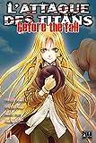 L'Attaque des Titans - Before the Fall T11