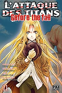 L'Attaque des Titans - Before the Fall Edition simple Tome 11