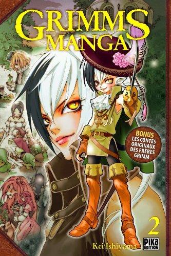 Il était une fois… d'après Grimm - Grimms Manga Edition simple Tome 2