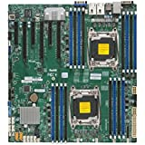 Supermicro X10DRi - Server-/Workstation-Motherboards (Server, Erweitertes ATX, Intel, Socket R (LGA 2011), E5-2600, DDR4-SDRAM)