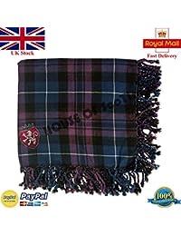Homme Écossais   Highland Kilt Mouche Plaid 48