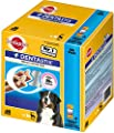 Pedigree Dentastix Dental Dog Chews - Large Dog, Pack of 10 (Total 10 x 7 Sticks)
