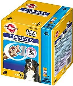 Pedigree Dentastix, friandises pour chien pour grand chien Différentes Variétés