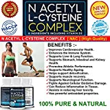 Premium N-Acetyl-L-Cysteine (NAC) Supports Healthy Liver,Lung & Respiratory Functions,? Supports the Immune System,? Supports Cardiovascular System and Overall Health.? With Vitamin D3, Vitamin B6 ,Zinc, Magnesium etc.? Potent and high quality for maximum