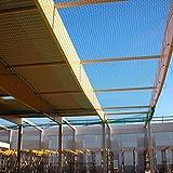 Personenauffangnetz 5 x 10 m, grün, Mw. 100 mm, DIN-EN 1263-1-S, Klasse A2