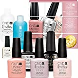 CND Shellac Starter Set Medium - Nude Edition - Spar Kit 20 % geschenkt