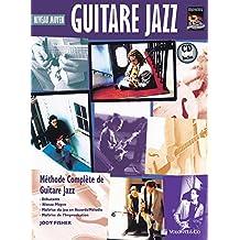 Guitare Jazz Moyen: Intermediate Jazz Guitar (French Language Edition), Book & CD (Methode Complete de Guitare Jazz)