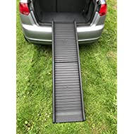 Pet Ramp for dogs - Strong, Compact and Lightweight.200lb capacity FREE DELIVERY