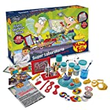 Giro Phineas & Ferb PF0002 - Super Laboratorio de Experimentos