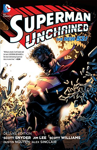 (W) Scott Snyder (A) Jim Lee & Various (CA) Jim Lee, Scott Williams The entire nine-issue UNCHAINED series by the superstar team of writer Scott Snyder and artist Jim Lee is collected in this amazing hardcover! When satellites start to fall from ...