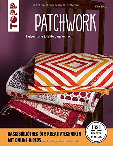 Preisvergleich Produktbild Patchwork (kreativ.startup.): Farbenfrohe Effekte ganz einfach. Mit Online-Videos.
