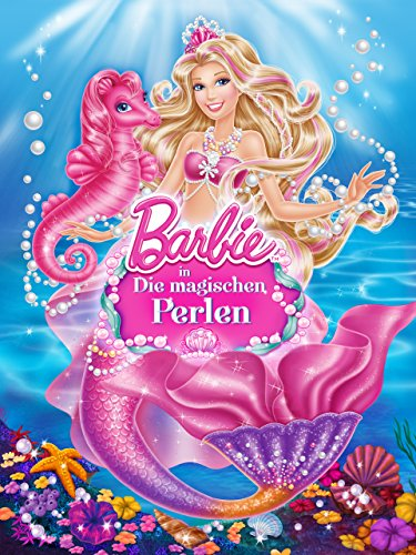 Barbie: The Pearl Princess Cover