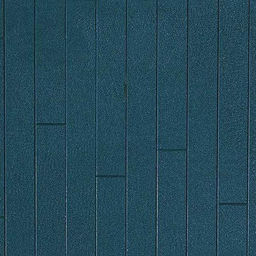Auhagen 52217.0 - Dachplatten Teerpappe, 10 x 20 cm Struckturfläche, bunt